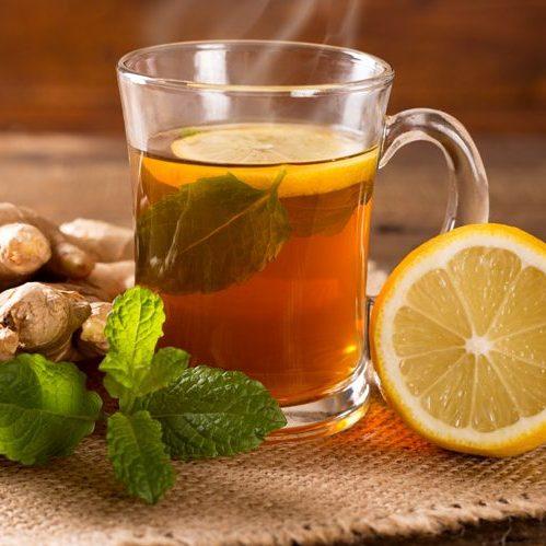 Чай и травяные чаи